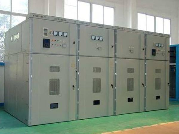 KYN28-12型户内金属铠装中置移开式开关设备